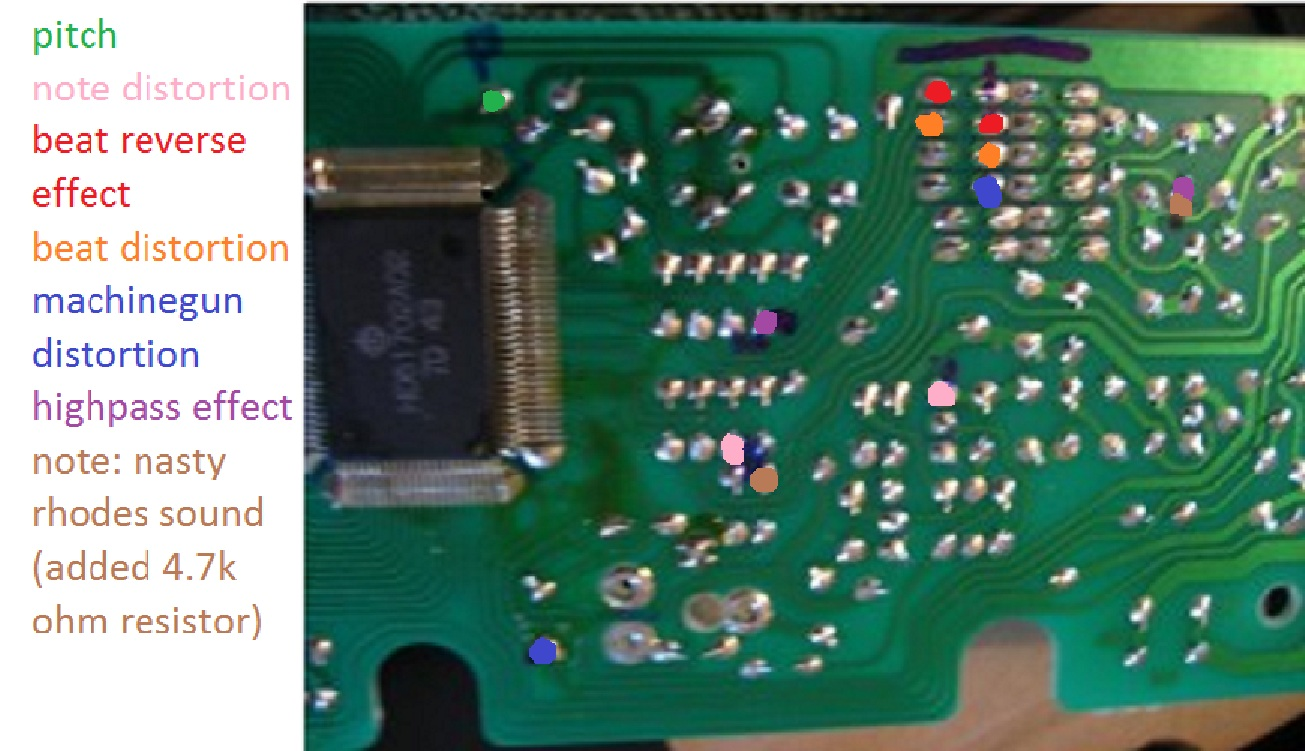 Circuit Bending Schematics Keyboards Worksheet And Wiring Diagram Sk1 Getlofi Synth Diy Casio Pt 100 Page 1 Forums Chipmusic Org Rh Guide Bent